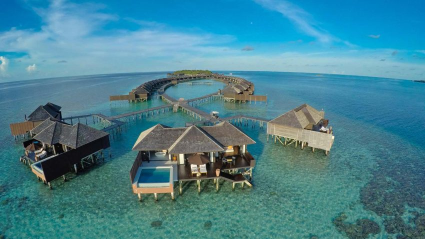 Lily Beach Sunset Water Suite Get The Best Rate Maldives