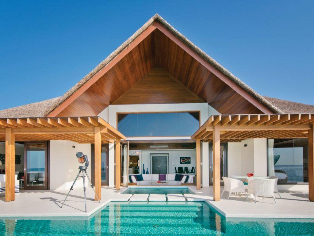 Two Bedroom Ocean Pavilion with Pool - Niyama Maldives