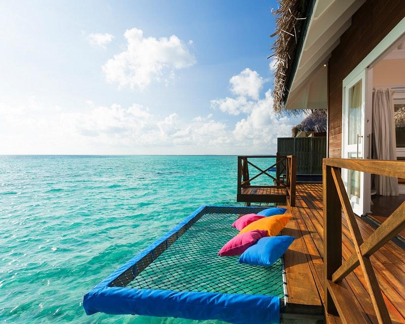 Maldives Over Water Villa With Pool Maldives Water Villas