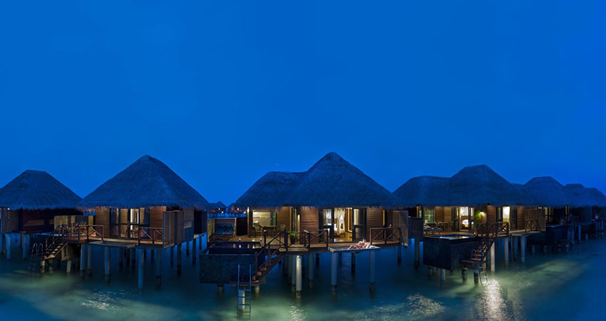 Cheapest Overwater Bungalows with Private Pool