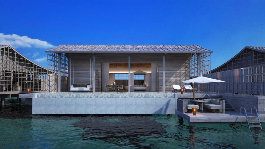 Ocean Villas - Kudadoo Maldives
