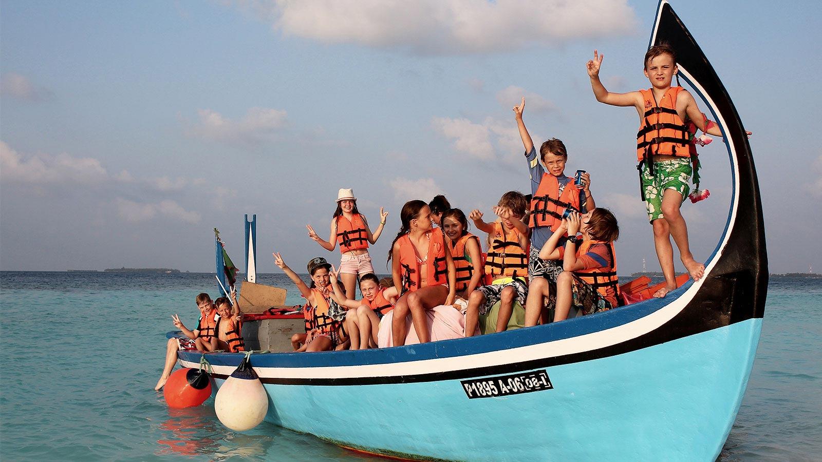 Best Maldives Water Villa Resorts for Families