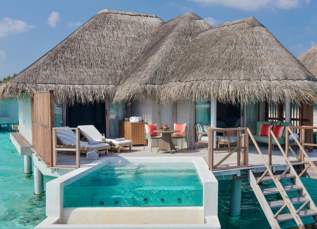 Luxury Pool Villas Maldives: Maldives Water Villas
