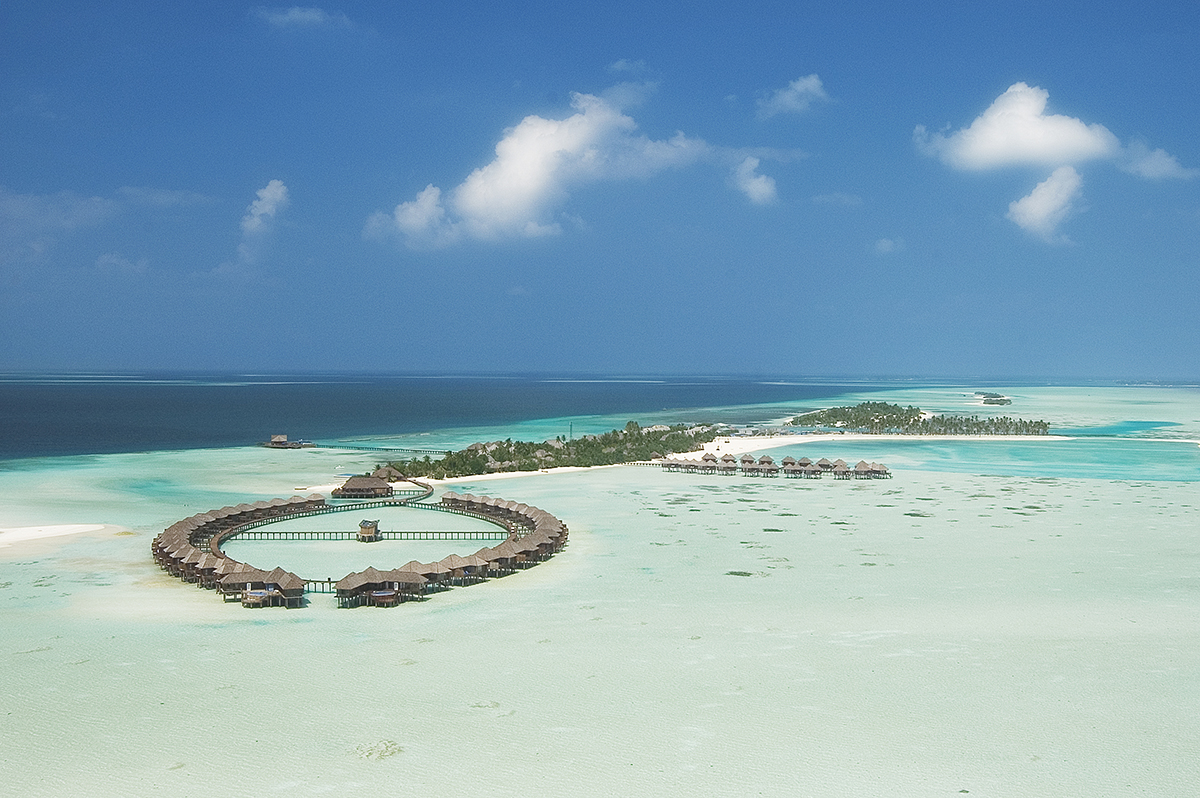 Olhuveli Beach Spa Resort Olhuveli Island